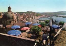 """Bellissima   Cartolina   Anni 60       """"  ANCONA  - Panorama Dal Duomo """" - Ancona"""
