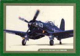 Le Chance Vought F4U Corsair Est Un Avion Militaire, Fabriqué Par Les États-Unis,moteur Pratt &Whitney 2700ch  X - 1939-1945: 2. Weltkrieg