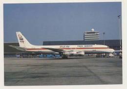 Aviation - Trans Arabian Air Transport Douglas DC8-55F - 1946-....: Moderne