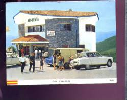 CP () Voitures : Citroën Ami6 - Col D'Ibardin - Turismo