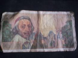 BILLET DE 10 NOUVEAUX FRANCS DE 5 /7/ 1962 - 1959-1966 ''Nouveaux Francs''