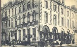 GENT 1913  GAND RESTAURANT  ROCHER DE CANCALE   RUE COURTE DU JOUR 2  GAND     TOPKAART !!! - Gent