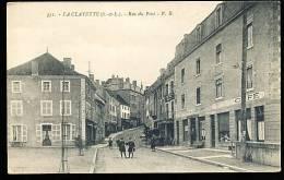 71 LA CLAYETTE / Rue Du Pont / - France