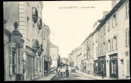 71 LA CLAYETTE / Grande Rue / - Autres Communes