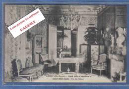 Carte Postale 74. Annecy  Grand Hotel D'Angleterre Et Grand Hotel Réunis  Un Des Salons Trés Beau Plan - Annecy