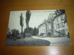 CPA 95 OSNY Château De Busagny Le Perron - Port Simple Offert - Osny