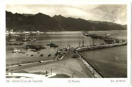 Santa Cruz De Tenerife - El Puerto - Tenerife