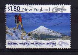 New Zealand - 1999 - $1.80 Scenic Walks/Mount Egmont - Used - Gebraucht
