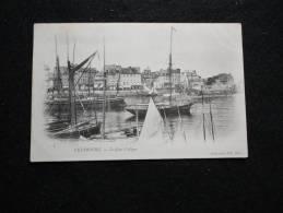 Cherbourg : Voiliers Dans Le Port ( Avant 1904 ) - Cherbourg