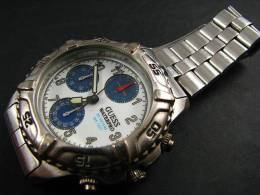 GUESS WATERPRO Collection Montre GUE0001 - Watches: Old