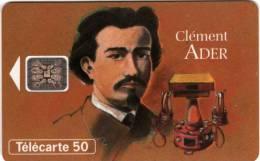 Les Grandes Figures Des Télécommunications #6 Clément ADER - Telefoni