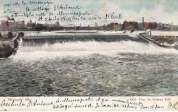 Minneapolis Minnesota - 2076 - Dam. Saint Anthony Falls - Minneapolis