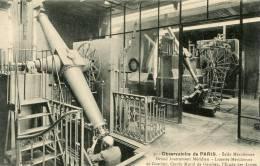 Observatoire De Paris - Salle Méridienne , Grand Instrument Méridien - Lunette Méridienne De Gambey  , ´étude Des Astres - District 14