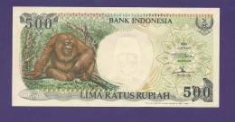INDONESIA 1992 UNC Banknote 500 Rupiah - Indonesia