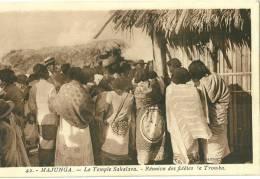 AFRIQUE MADAGASCAR MAJUNGA TEMPLE SAKALAVA - Madagascar