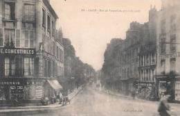 CAEN  (14 ) RUE DE VAUCELLES - Caen