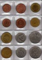 Kleinmünzen Deutschland 1981 Prägeanstalt F Vz 5€ Von 1 Pf. Bis 1 DM Der Staatlichen Münze Stuttgart Set Coin Of Germany - [ 7] 1949-…: BRD
