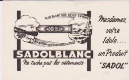 Buvard Cirage Sadolblanc - S