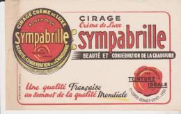 Buvard Cirage Sympabrille - S