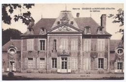 CPA Grosbois En Montagne 21 Côte D´Or Le Château édit Duport N° 829-7-35 Non écrite Très Bon état - Other Municipalities
