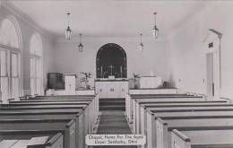 Ohio Upper Sandusky Chapel, Home For The Aged   Dexter Press Archives - United States