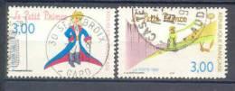 Le Petit Prine N°3175 & 3176 - Used Stamps