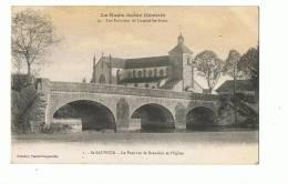 Luxeuil  _les _Bains     St Sauveur   Le Pont Sur Le Breuchin - Luxeuil Les Bains