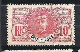COTE D�IVOIRE  N� 25  OBL TTB