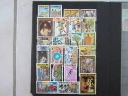 VEND BEAU LOT DE TIMBRES DU MALI DE 30 TIMBRES !!!! - Mali (1959-...)