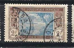 COTE D�IVOIRE  N� 56  OBL TTB