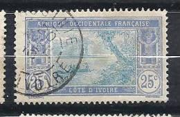 COTE D�IVOIRE  N� 47  OBL TTB