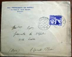 ITALIA 1937 - COLONIE ESTIVE E ASSISTENZA INFANZIA CNT 50 - 1900-44 Vittorio Emanuele III
