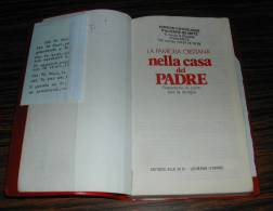 Livre Book Repertorio Di Canti Per La Liturgia La Famiglia Cristiana Nella Casa Del Padre Pour La Messe - Livres, BD, Revues