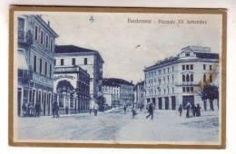 MR04) PORDENONE - PIAZZALE XX SETTEMBRE - FORMATO PICCOLO - Pordenone