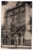 Cpsm Université De Paris - Foyer International Des étudiantes - Fondation Grace Whitney-Hoff - Bd Saint-Michel - Paris (05)
