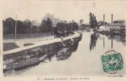 (XXI) Amiens - La Somme - Chemin De Halage - Amiens