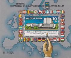 Hungary MNH SS - European Ideas