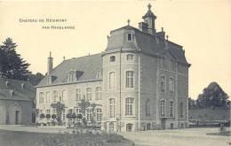 HAVELANGE   CHATEAU DE RESIMONT PAR HAVELANGE - Havelange