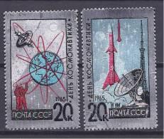 Russia1965: Michel3042-3used - Russia & USSR