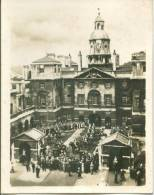 UK, London, Changing The Guard, Whitehall, Real Photo Snapshot [12666] - Other