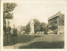 UK, London, Whitehall And The Cenotaph, Real Photo Snapshot [12668] - Photography