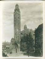 UK, London, Westminster Cathedral, 1910s-20s Real Photo Snapshot [12672] - Photography