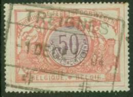 TR - Treignies  + + - 1895-1913