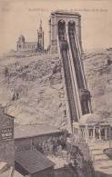 France Marseille Ascenseur de Notre Dame de la Garde