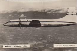 BRISTOL   BRITANNIA   /  G. B.    /////    REF  N528 - 1946-....: Moderne