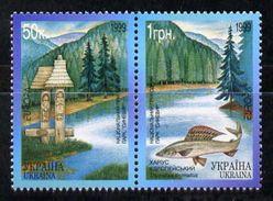 Ukraine 1999 Paar/pair EUROPA ** - Europa-CEPT