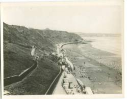 UK, West Sands From The Spa, Whitby, Photo Snap-Shot [12693] - Other