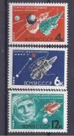 Russia1964: Michel 2895A-97Amnh** - Russia & USSR