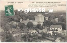 Vue Générale Du Château De PONGIBAUD - N° 4427 - Orleans