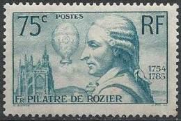 FRANCE - Pilâtre De Rozier  Neuf - Neufs